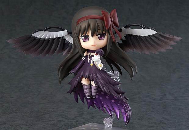 Online Shop Anime Puella Magi Madoka Magica Akemi Homura Wing Dress