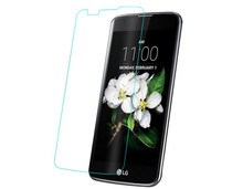 2PCS Screen Protector Film For Glass LG K7 Tempered Ultrathin Anti-scratch Phone <