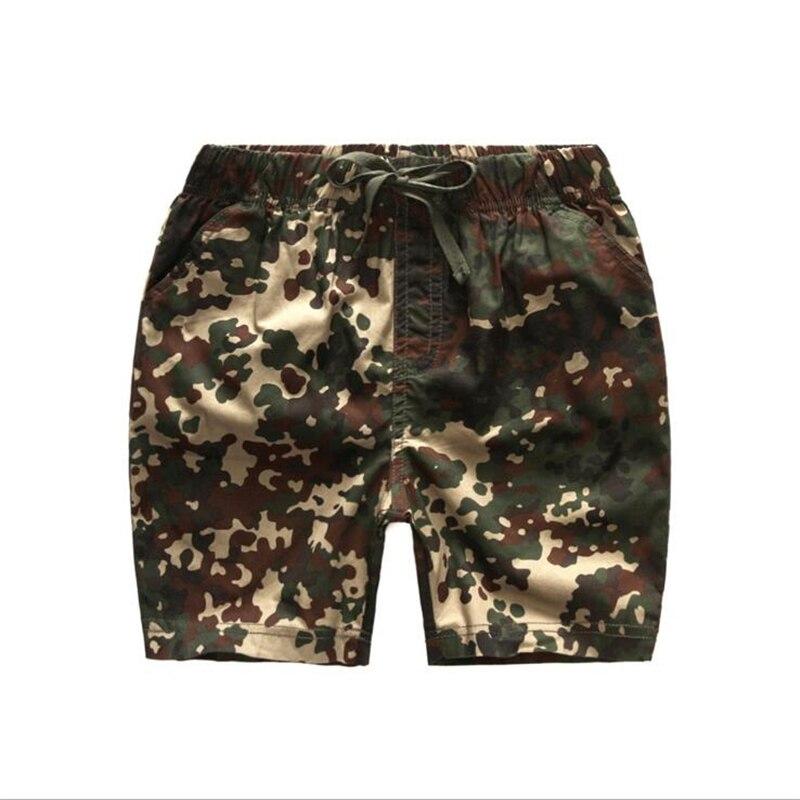 2-7 T Sommer Camouflage Farbe Kinder Dünne Strand Shorts Jungen - Kinderkleidung - Foto 2