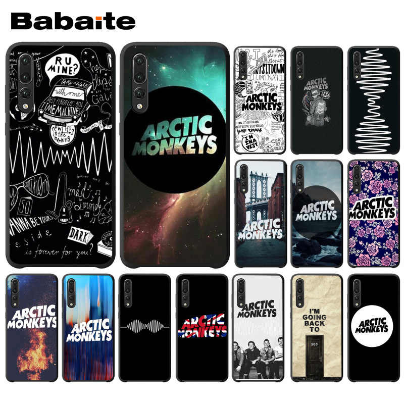 ARCTIC MONKEYS Rock and roll Band Do I Wanna Know Phone Case For huawei p20 pro p20lite p9lite nova 3i honor 8x mate20 pro cases