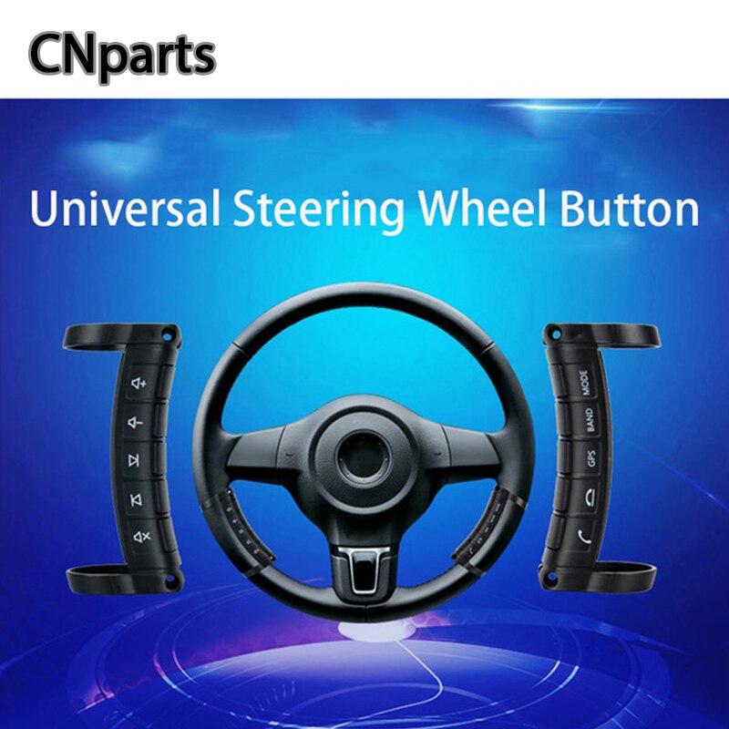 Accessoires de voiture universel sans fil couvre-volant contrôleur bouton pour Mazda Hyundai i30 ix35 ix25 Solaris Tucson 2017