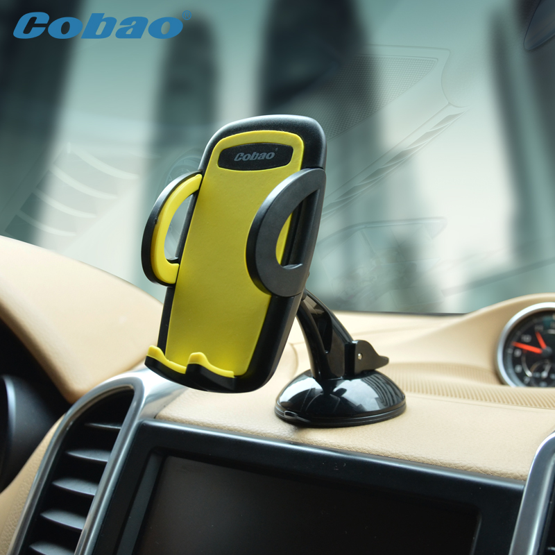 Galleria fotografica Soporte movil car phone holder for iphone 6s/6plus/6s plus/6/4s/5s/5 samsung xiaomi redmi note 2/3 redmi 3 meizu m2 air max 90