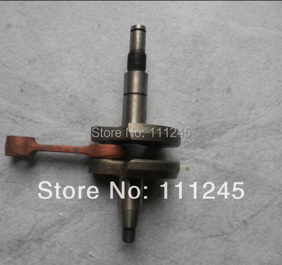 CRANKSHAFT FITS CHAINSAW 023 025 MS230 MS250 FREE SHIPPING CHEAP CHAIN SAW CRANK SHAFT ASSEMBLY REPLACE  P/N 1123 030 0400 стоимость