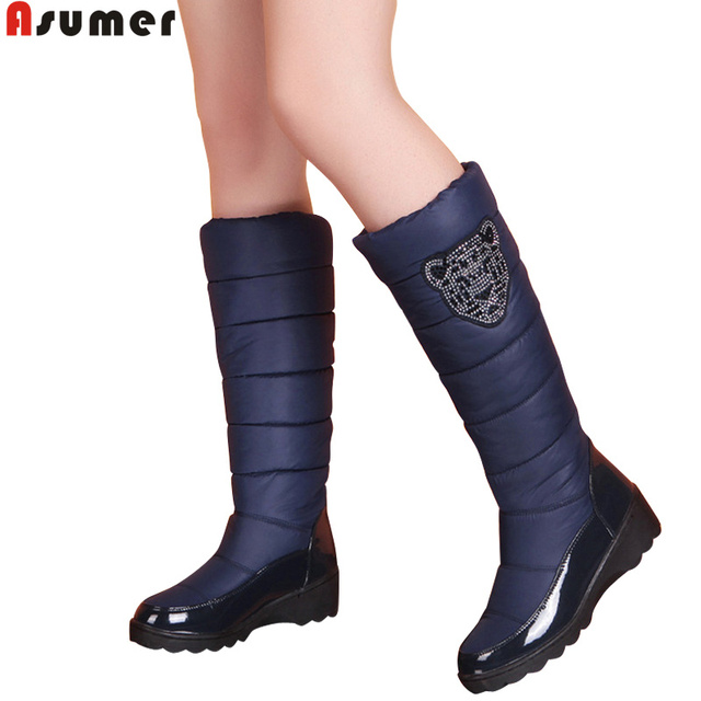 Tassel Warm Snow Boots