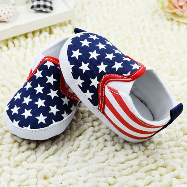 Romantic Spring Autumn Baby Girls Shoes Kids Soft Sole Anti-slippolka Dot First Walkers Casual Walking Crib Shoes Baby Shoes First Walkers