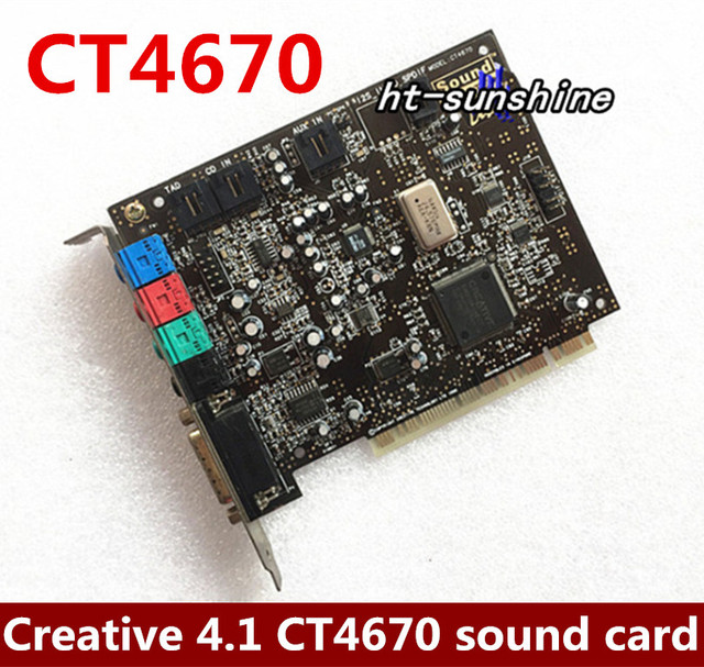 CREATIVE LIVE CT4670 DRIVER WINDOWS