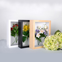 Photo Frame High Quality Picture Frame Specimen Photo Frame Dried Flowers Home Decoration New Year Gift