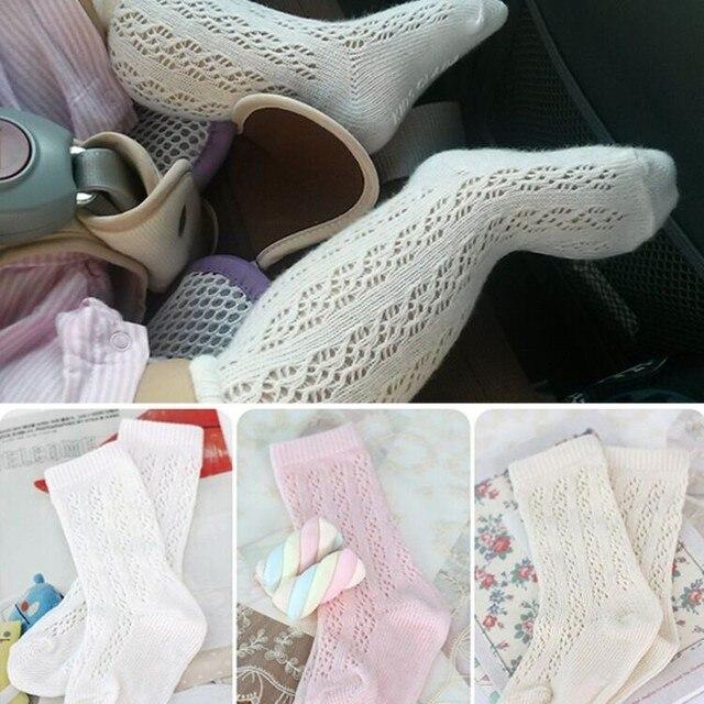 Dhl Ems Freies Schöne Baby Mädchen Knie Socken Häkeln Gestrickte