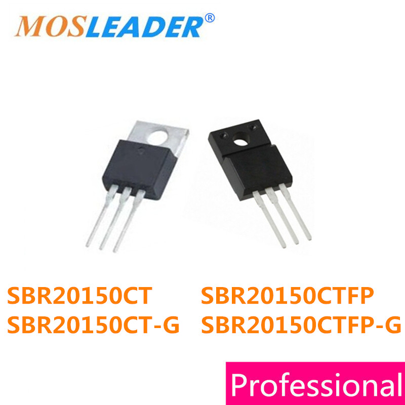 Mosleader High-Quality TO220F 50pcs