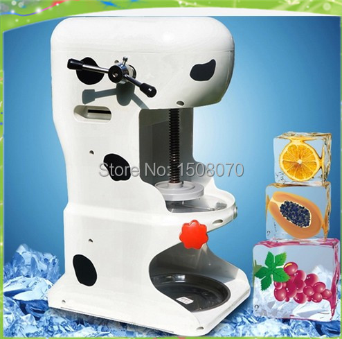 free shipping commercial ice electric snowflake shaved ice maker snow ice shaver machine snow cone machine for sale - Ice Machines For Sale