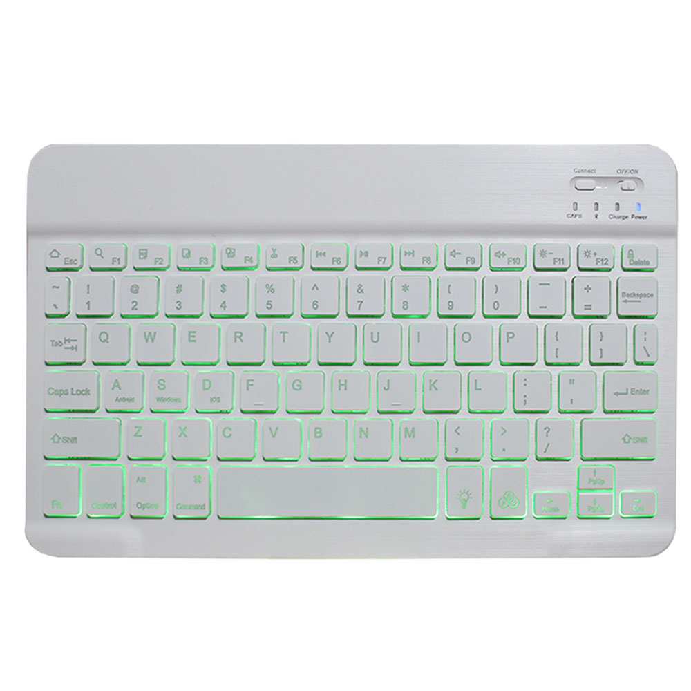 Case Keyboard Pro iPad for Keyboard 11 Backlit 2020 iPad 7 Apple Color Slim Keyboard for