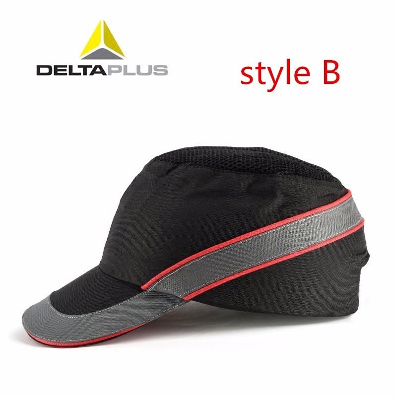 Delta Plus 102010 Coltan Safety Helmet Baseball Cap Hard Hat  (4)
