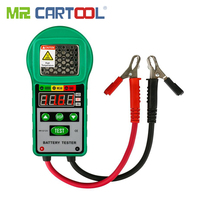 Car Battery Tester Analyzer 6V 12V DC UPS Automotive 4 wires Resistance Test Auto For Solar Battery Energy Storage Marine
