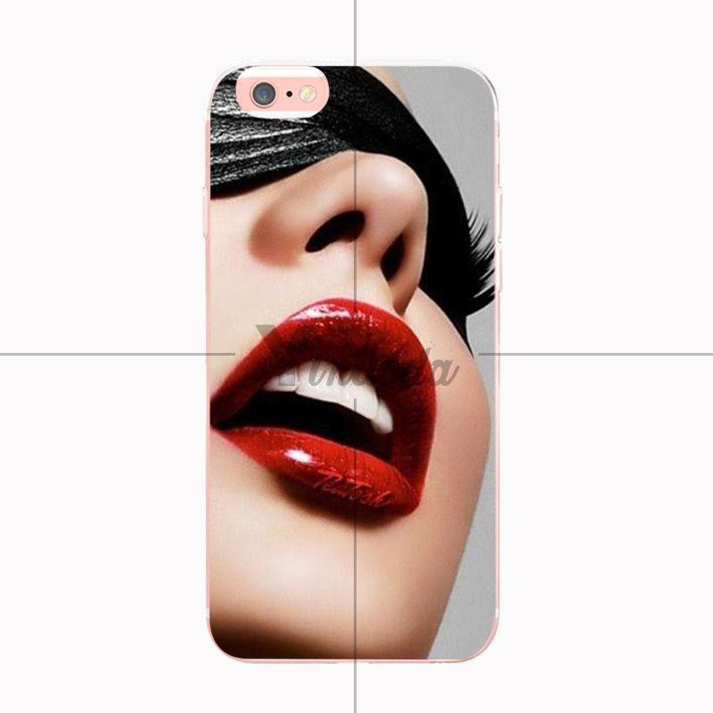 фоторедактор красные губы для айфон