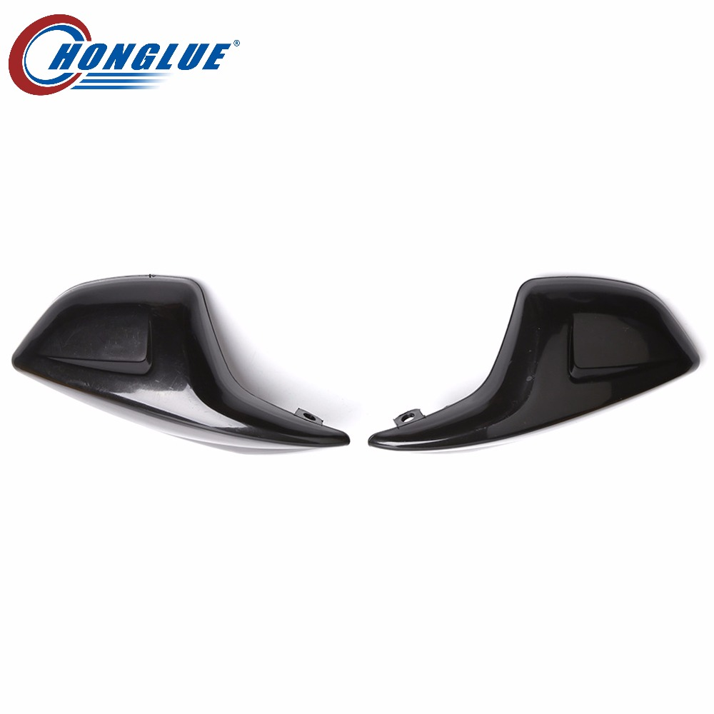honglue Motorcycle Hand Guard Handguard Wind Protector Shield  protection hand cover For YAMAHA BWS125 Scooter motorcycle scooter electroplate front headlight headlamp head light lamp small mask cap cover shield large for yamaha bws x 125