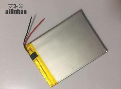 ailinhao new For RoverPad Sky Glory S7 3G GO C7 GO S7 Tablet Universal Battery 3.7V Polymer li-ion Battery Replacement