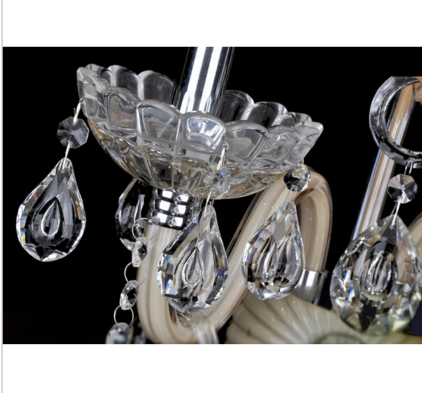 Chandelier Lighting Accessories: Free Shipping K9 20pcs 50mm Chandelier Parts Clear Crystal
