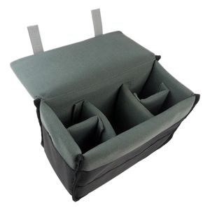 Image 1 - Padded Protective Bag Insert Liner Case for DSLR Camera, Lens and Accessories Black