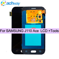 For SAMSUNG GALAXY J1 Ace J110 LCD Display Touch Screen Digitizer Assembly 4.3 For SAMSUNG J110 J110F LCD Pantalla