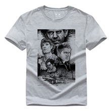 Supernatural Cotton T-Shirt for Men