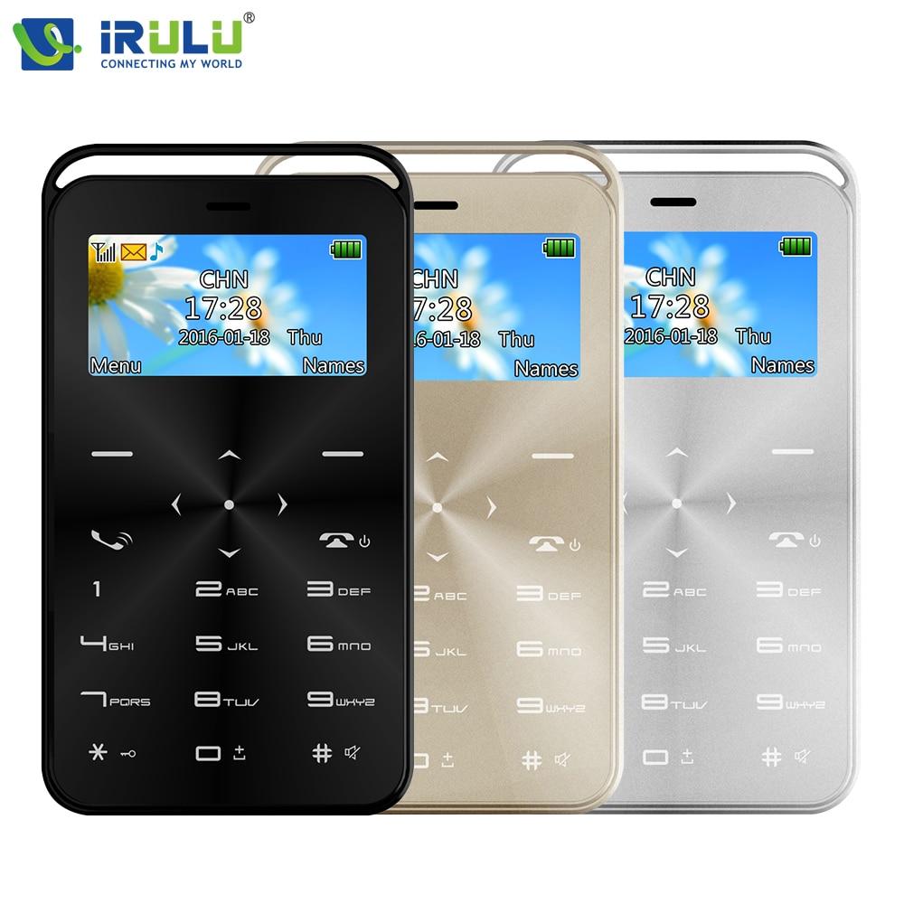 Original G Star GS6 Mini 2G Bluetooth Smartphone 32MB ROM