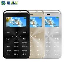 Оригинал G-Star GS6 Мини 2 Г Bluetooth Смартфон 32 МБ ROM Поддержка TF Карт Mp3-плеер с Bluetooth 600 мАч для Детей Телефон