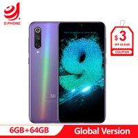 Global Version Xiaomi Mi 9 SE 6GB 64GB ROM Mi9 SE Snapdragon 712 Octa Core 5.97 Full Screen 48MP Triple Camera SmartPhone