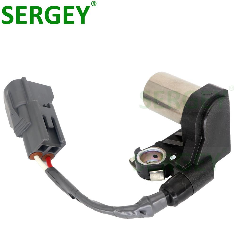 SERGEY High Quality New Crankshaft Position Sensor OEM 90919 05033 9091905033 90919 05033 For TOYOTA CORONA ST210 NADIA SXN10 in Crankshaft Camshafts Position Sensor from Automobiles Motorcycles