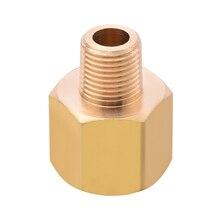 New Brass BSP-NPT Adapter 1/8