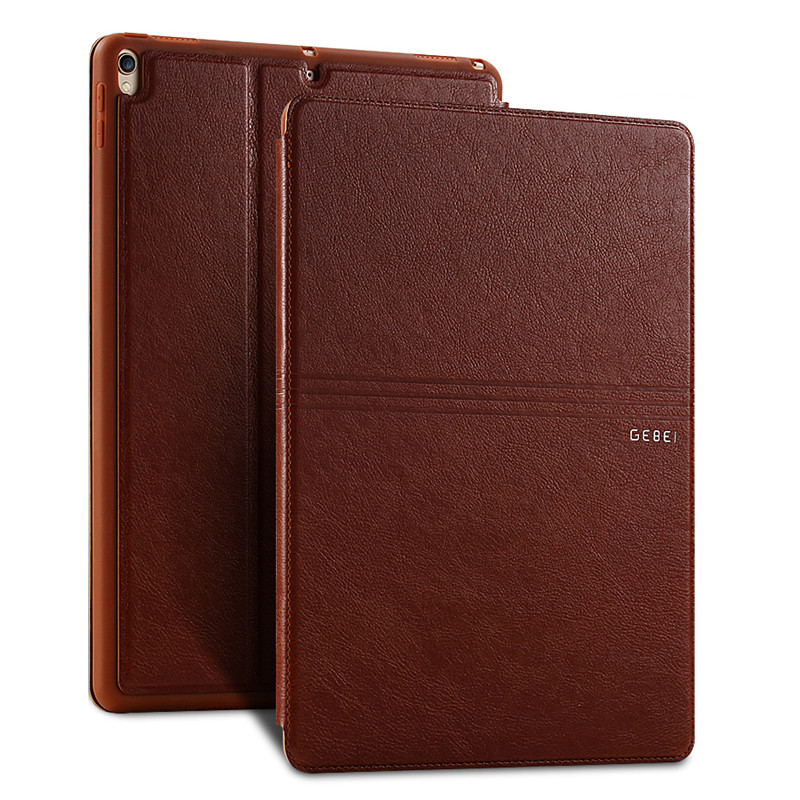 Ultra Slim Thin Leather Case Smart Cover for iPad Pro 10.5 Luxury Brand Tablet StandCase Flip Book Cover for iPad Pro 10.5 Inch
