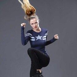 Compression shirt superhero 3d printed t shirts women autumn winter long sleeve cosplay costumes pattern tops.jpg 250x250