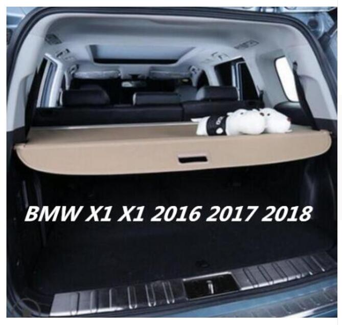 car <font><b>accessories</b></font> High Qualit Car Rear Trunk Cargo Cover Security Shield Screen shade Fit For <font><b>BMW</b></font> <font><b>X1</b></font> 2016 <font><b>2017</b></font> 2018 BY EMS image