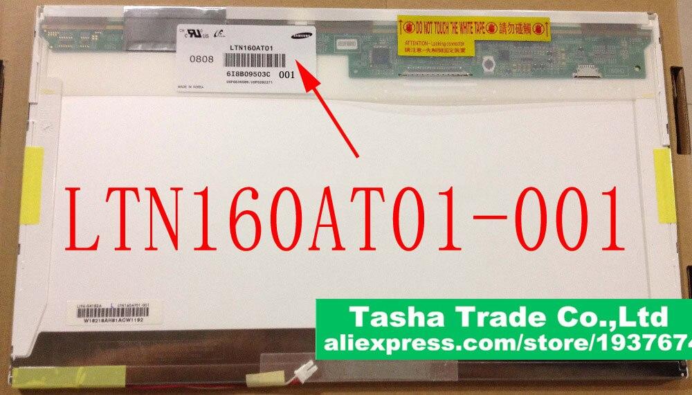 LTN160AT01-A01 LTN160AT01 A01 CCFL Matrix Laptop LED Display Good Quality