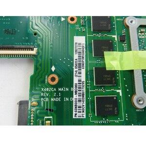 X502CA с 2117 CPU 4 Гб материнская плата памяти для ASUS X502CA X502C F502CA X402C F402CA X402CA ноутбук Бесплатная доставка телефонной платы
