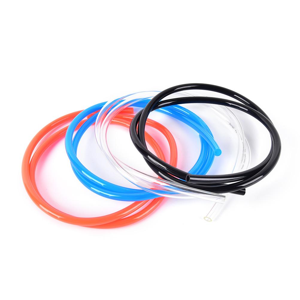 3 Meters Orange Silicone Hose For High Temp Vacuum Engine Bay Dress Up 8Mm Air for Ford Escape