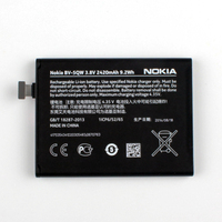 New Original Nokia BV 5QW Phone Battery For Nokia Lumia 930 BV5QW 2420mAh