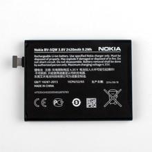 Новый оригинальный Nokia BV-5QW аккумулятора телефона для Nokia Lumia 930 BV5QW 2420 мАч