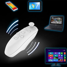 Universal Bluetooth Remote Controller Wireless Mini Joystick Wireless font b Gamepad b font Mouse For IOS