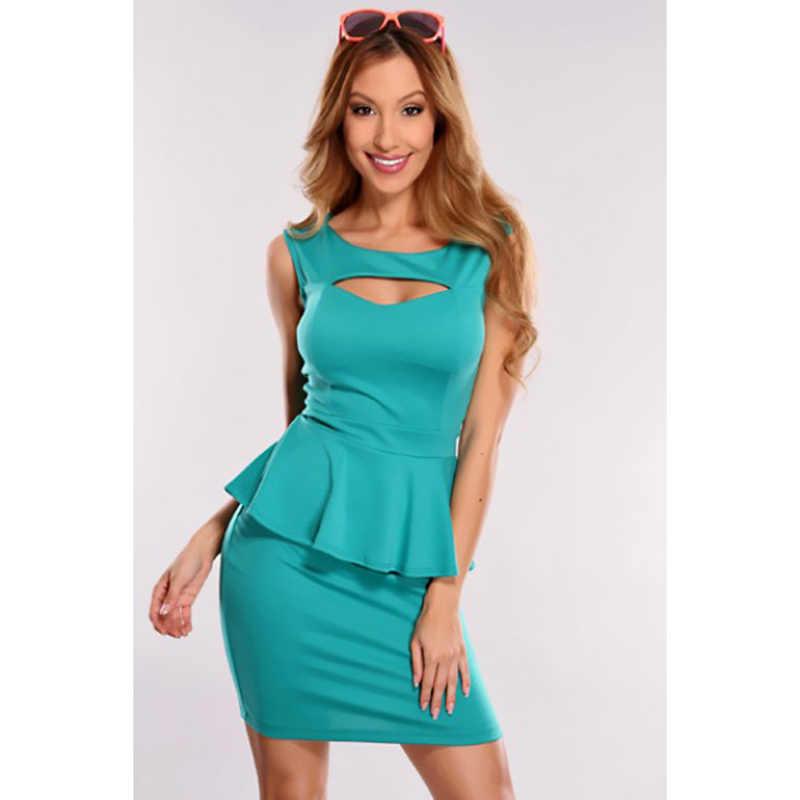 Женское платье Club костюм без рукавов росы рюкзак бедра тонкий ПР листьев лотоса позирует сексуальное платье полиэстер синий зеленый черный комбинезон N119