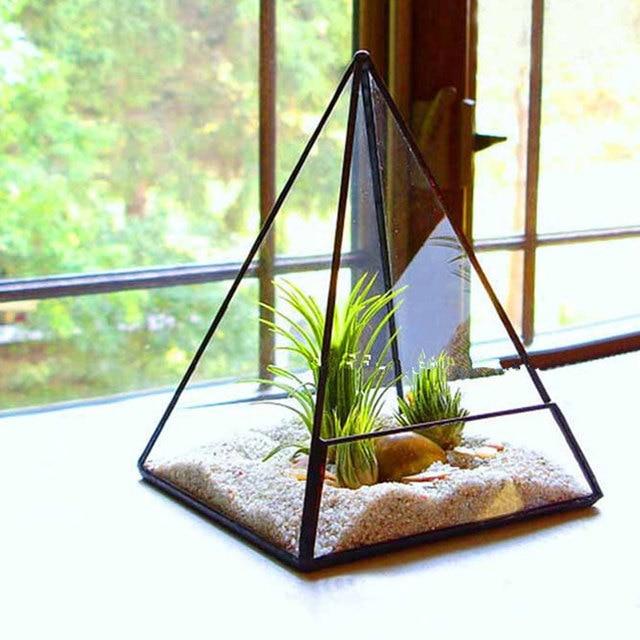 Glas Terrarium Moos Miniatur Garten Gewachshaus Unregelmassige Form