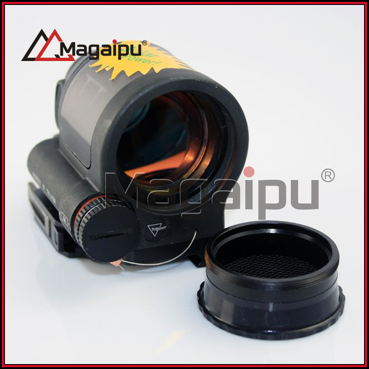 Hunting Tactical Trijicon SRS Solar Power red dot scope military Weapon Sight Sealed Reflex for 20mm mount airsfot