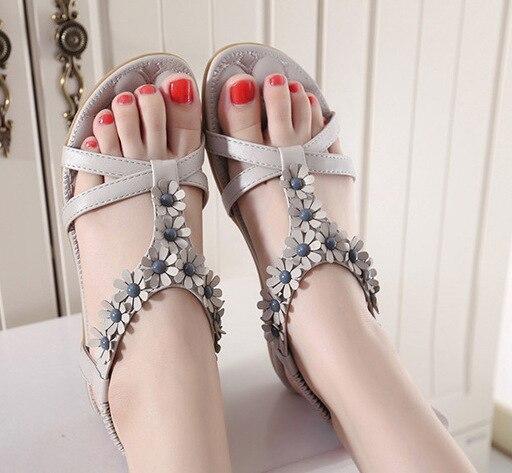 Flower Slope Sandals Womens ShoesFlower Slope Sandals Womens Shoes