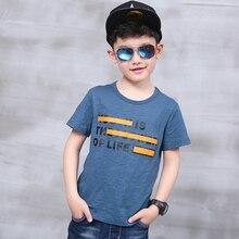 Pioneer Дети Высокое качество новый 100% Хлопок короткий рукав детей футболки, милый мультфильм футболки, мальчиков летние футболки одежда