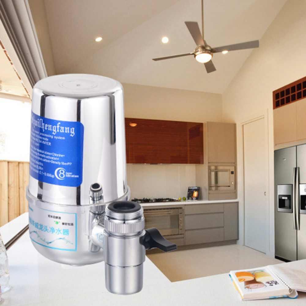 6L бытовой кухонный водопроводный очиститель воды фильтр для кухни здоровье передний кран с активированным углем питьевой filtro de agua