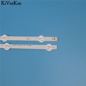 Image 5 - HD lamba LED arka ışık şeridi için 50LA6200 50LA6205 50LA6208 50LN5100 50LN5130 50LN5200  UA  UB bar... televizyon LED bantlar
