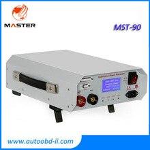 DHL free shipping 220V MST-90+ 120A Automotive Voltage Regulator Stabilizer for ICOM Coding Power Processor Smart Car Program