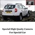 Câmera do carro Para Renault Duster Ultra HD invertendo câmera de visão traseira do automóvel imag Amigos Usam | CCD + RCA