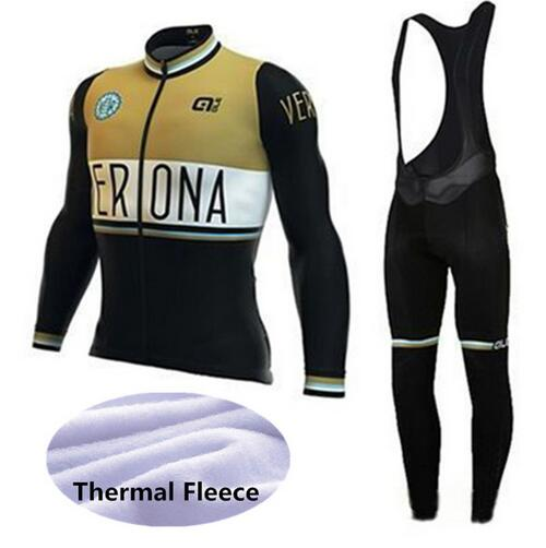 2017 ALE Cycling Jersey Long Sleeve Winter Thermal Fleece Bicycle clothing Warm Mountain Bike Clothes Ropa Ciclismo hombre black thermal fleece cycling clothing winter fleece long adequate quality cycling jersey bicycle clothing cc5081