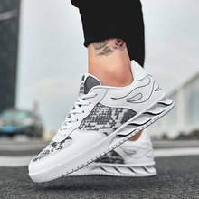 Men Shoes Brand New Fashion Mens Casual shoes 2018 Breathable Lace Up Designer Mesh Man  5