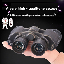 Professional binocular Large eyepiece hunting telescope wide angle travel binoculars lll night vision HD long range zoom 12x magnify hd binocular telescope 12x25 waterproof long range professional hunting hd powerful binoculars light night vision